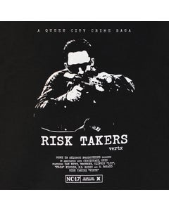 RISK TAKERS T-SHIRT