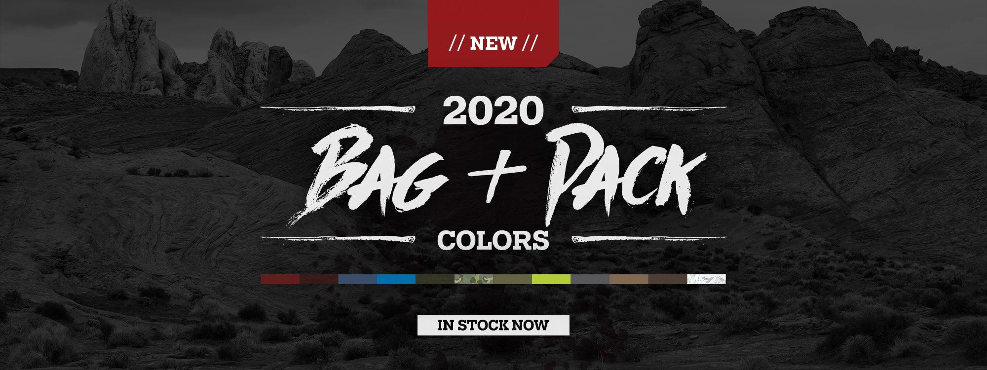 NEW BAG COLORS