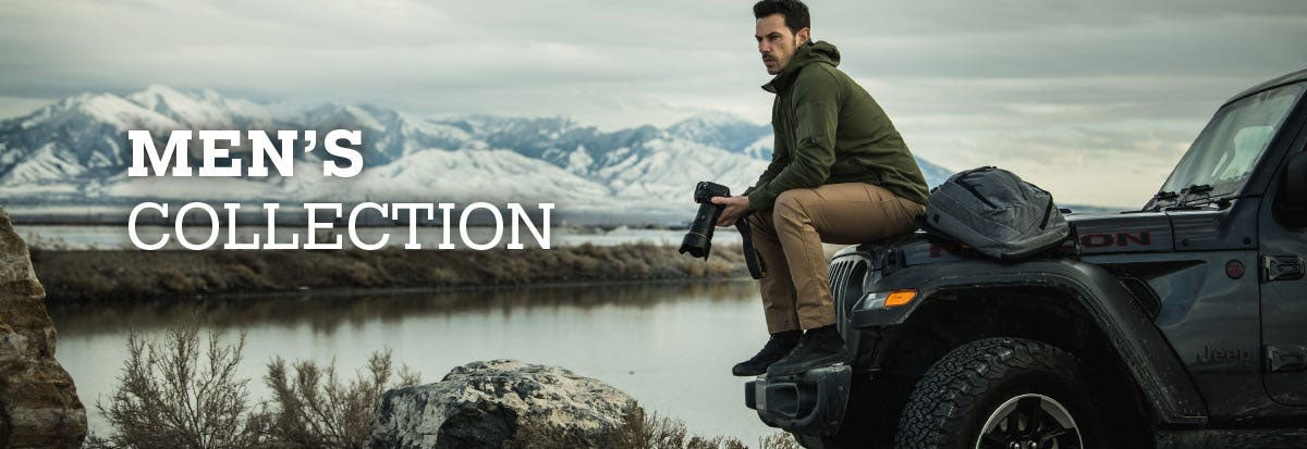 MEN'S LIFESTYLE COLLECTION