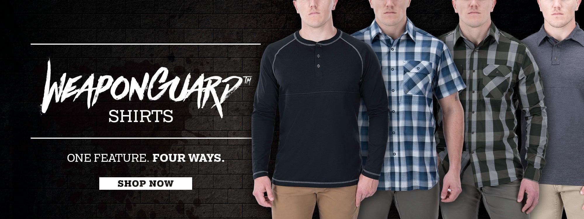 WeaponGuard Shirts