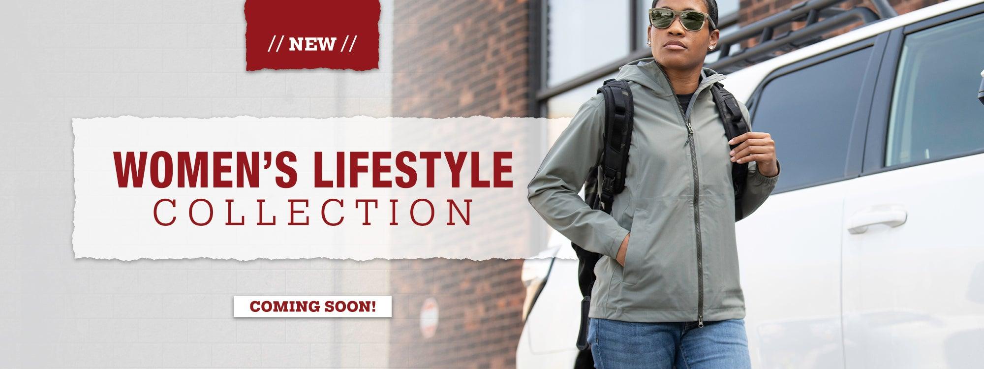 VErtx Women's Lifestyle Collection