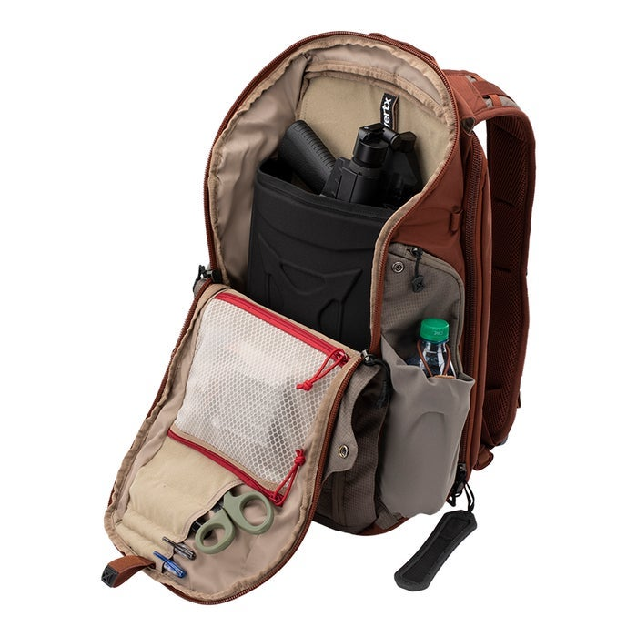 The Vertx Gamut 2.0 Conceald Carry Backpack